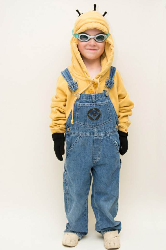 minion disfraz infantil películas divertidas fiesta temática