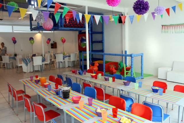 salones de fiestas infantiles decoración maravillosa