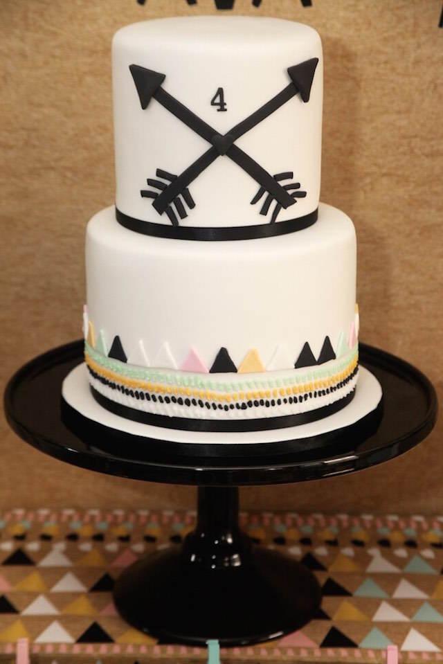pastel temático decoración de fiestas