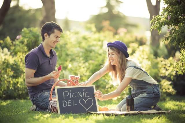 aniversario de novios picnic inolvidable sorpresa ideas