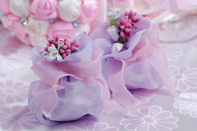 recuerdos para bautizo color violeta tema cuentos