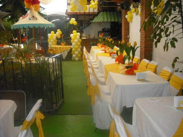 C mo elegir los m s originales salones de fiestas infantiles for Abril salon de fiestas
