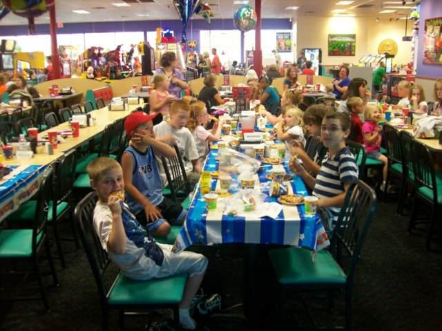 salones de fiestas infantiles menú decoración