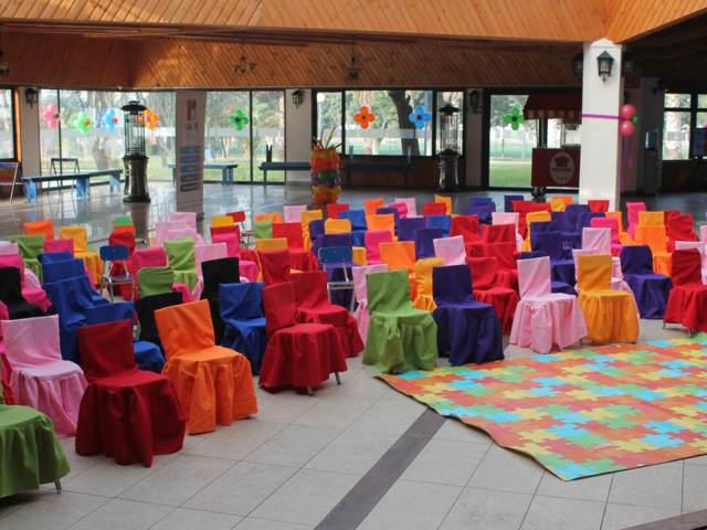 sillas mesas infantiles ideas juegos interesantes fiesta cumpleaños