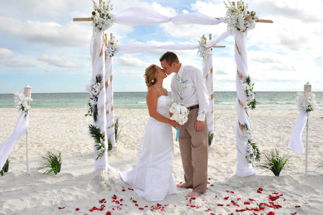 sueño hecho realidad celebración bodas en la playa