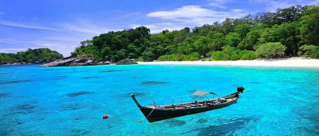 thailand destino maravilloso idea exótica viaje aniversario novios