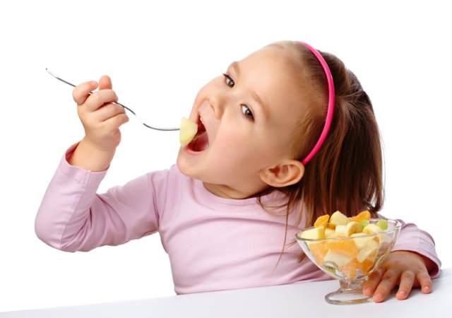 alimentación saludable fiestas infantiles menú fantástico