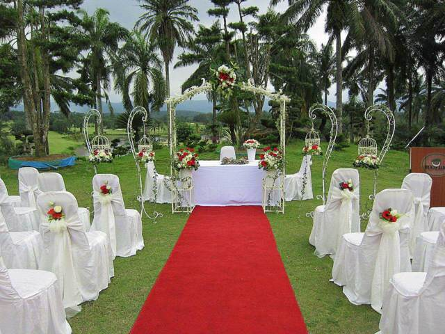 boda jardín decoración maravillosa ideas recuerdos