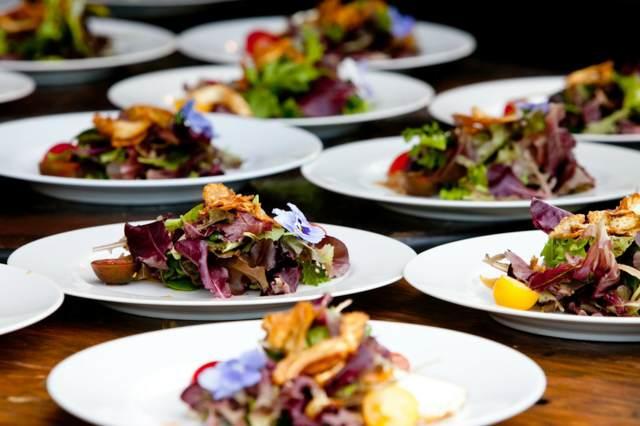 boda menú sabroso original comidas sanas ideas