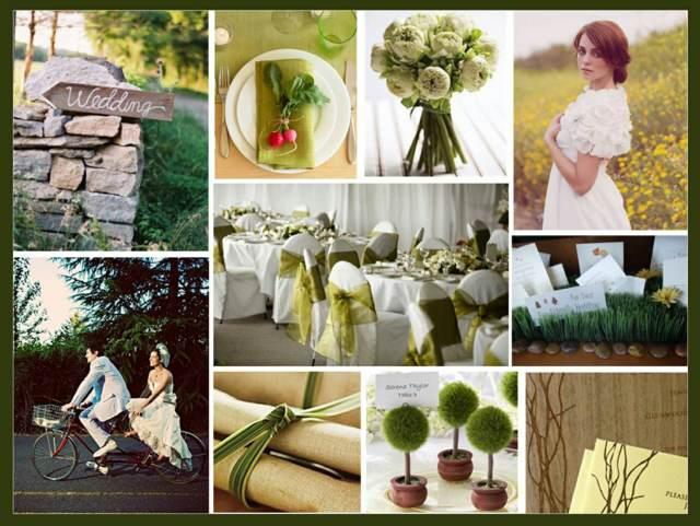 boda inolvidable decoración regalos plantas