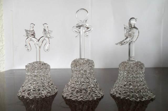 campanas de cristal elegantes recuerdos boda ideas fantásticas