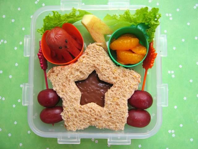 comidas sanas menu saludable fiestas infantiles