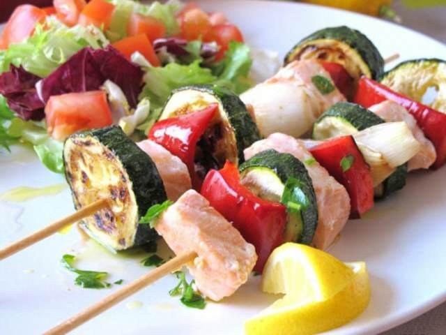 Comidas sanas y sabrosas para una fiesta original - Comidas deliciosas y saludables ...