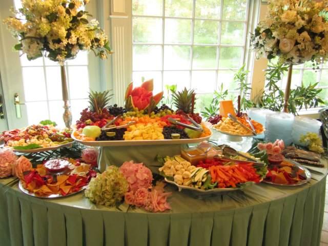 comidas sanas boda maravillosa ideas sabrosas
