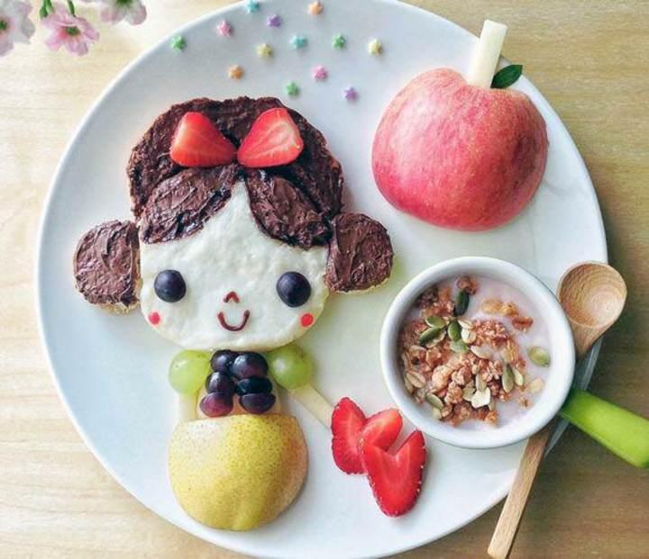 comidas sanas fiestas infantiles menú original ideas sabrosas