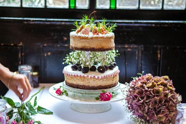 comidas sanas menú sabroso boda inolvidable
