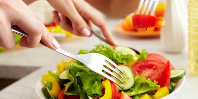 comidas sanas verduras ensaladas frescas recetas maravillosas