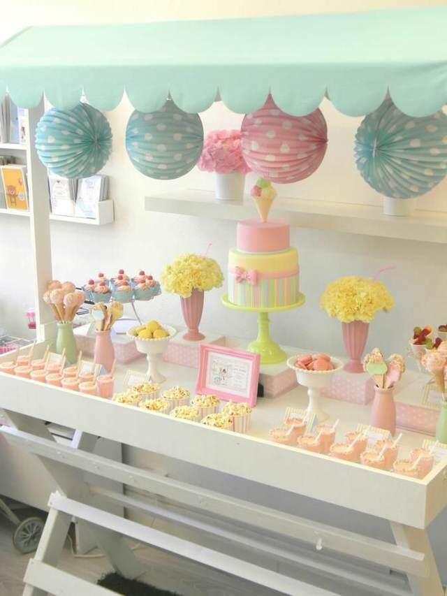 decoración para baby shower fabulosa ideas