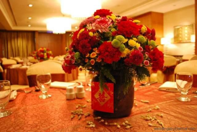 decoración fiestas cumpleaños ideas arreglos florales