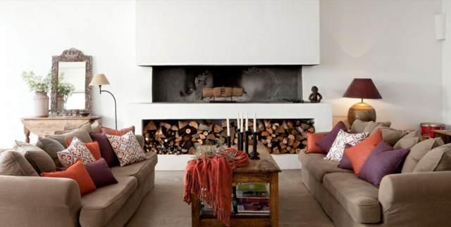 decoración para el hogar accesorios detalles modernos ideas