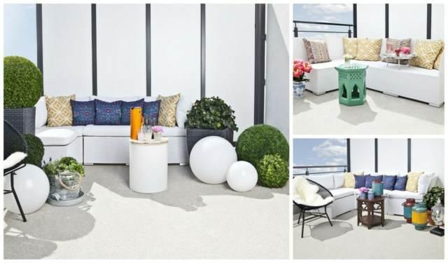 decoración para el hogar ideas verano colorido