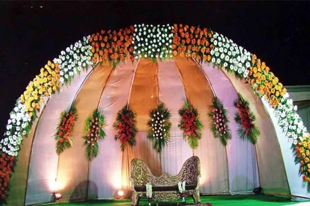 flores hermosas decoración fantástica fiesta cumpleaños memorable