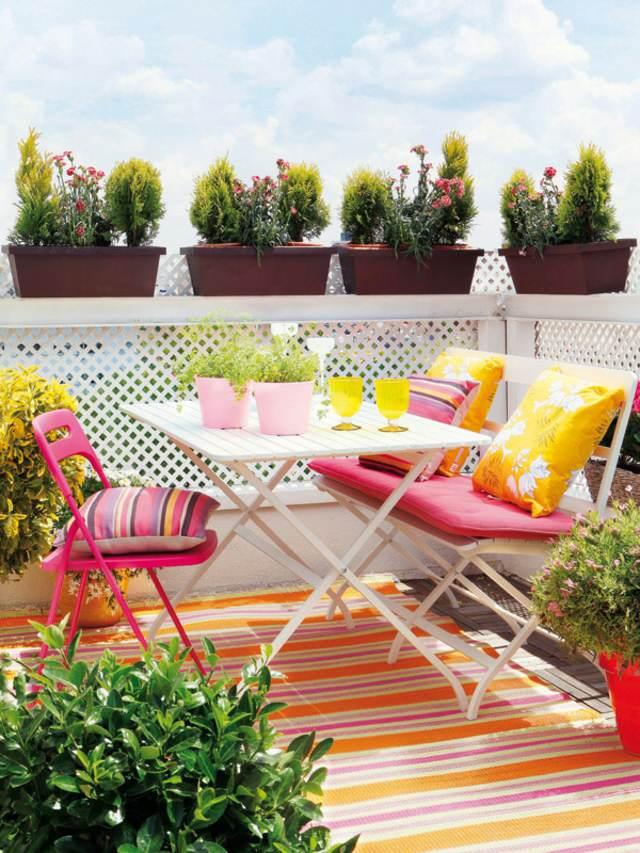 decoración terrazas exterior ideas maravillosas verano inolvidable