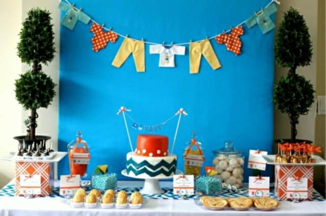 decoración para baby shower ideas originales