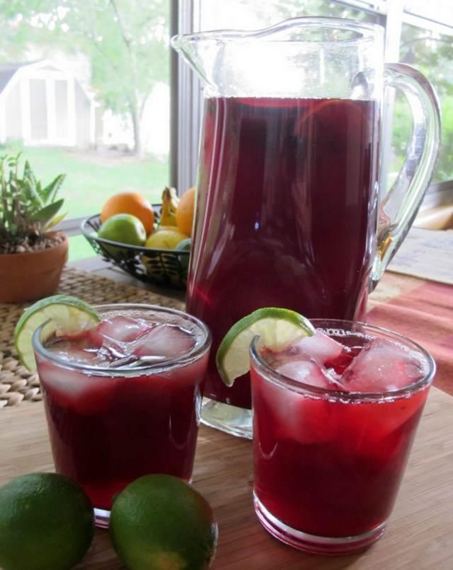 deliciosas recetas flor Jamaica ideas saludables delicosas