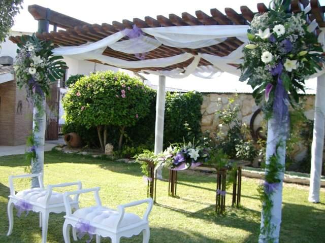 fiesta jardín decoración original ideas preciosas