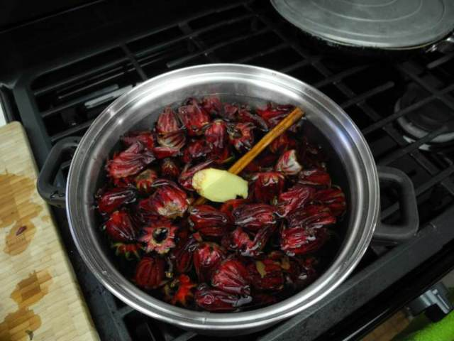 flor de jamaica recetas deliciosas saludables