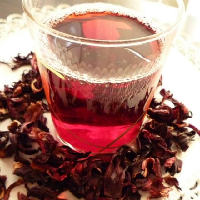 flor de jamaica té saludable recetas originales