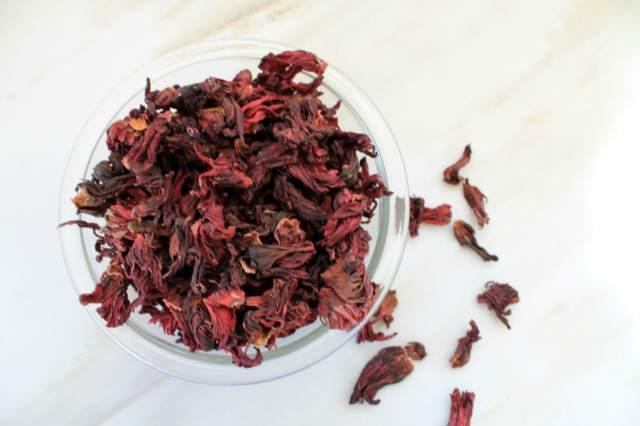 flor jamaica recetas saludables  comida ideas saludables