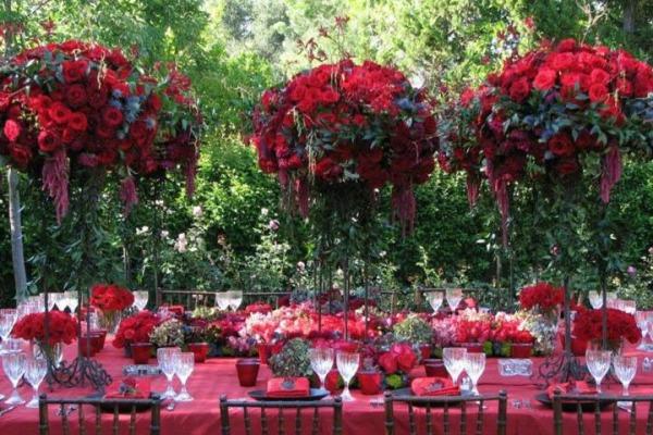 Flores hermosas para la decoraci n de tu fiesta for Idee per addobbare festa di laurea