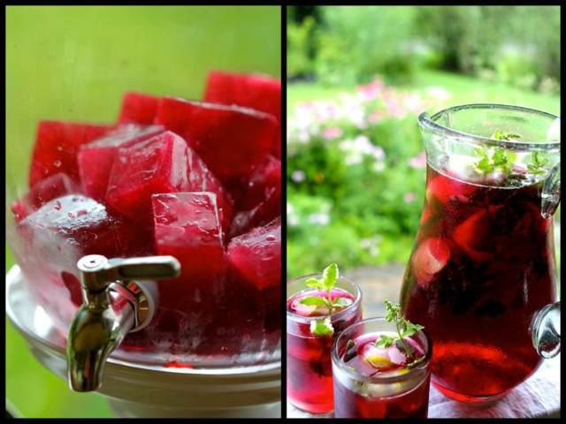 hibiscus té saludable bebida sabrosa información útil