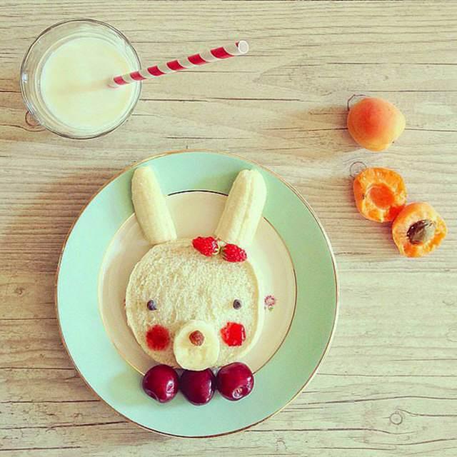 comidas sanas ideas creativas decorarión menú fiestas infantiles