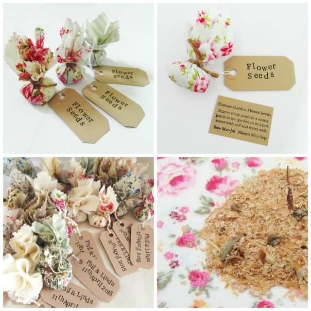 Fant sticos recuerdos para boda al aire libre for Ideas originales para jardines
