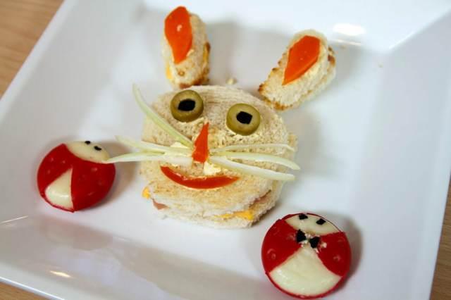 menú original saludable fiestas infantiles ideas decoración