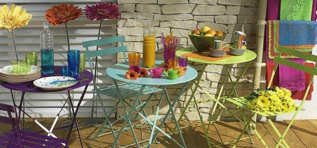 muebles jardín verano decoración preciosa hogar