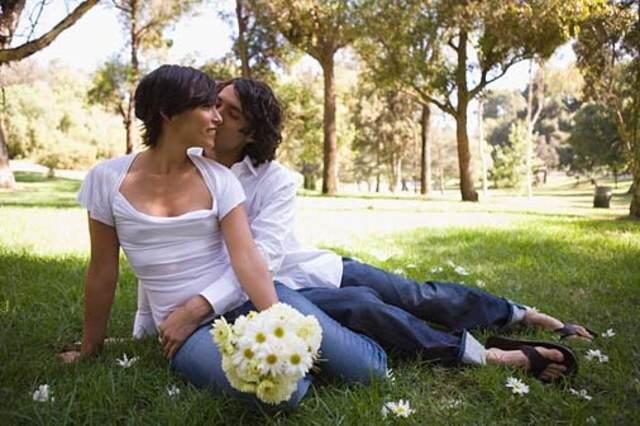 noviazgo momento inolvidable ideas flores hermosas