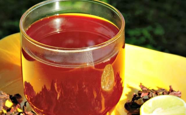 recetas fantásticas ideas deliciosas bebida flor Jamaica