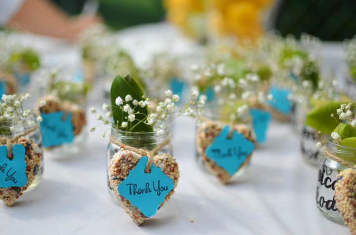 Wedding Gift Ideas On A Budget : Recuerdos originales para boda ideas fantasticas fiesta al aire libre