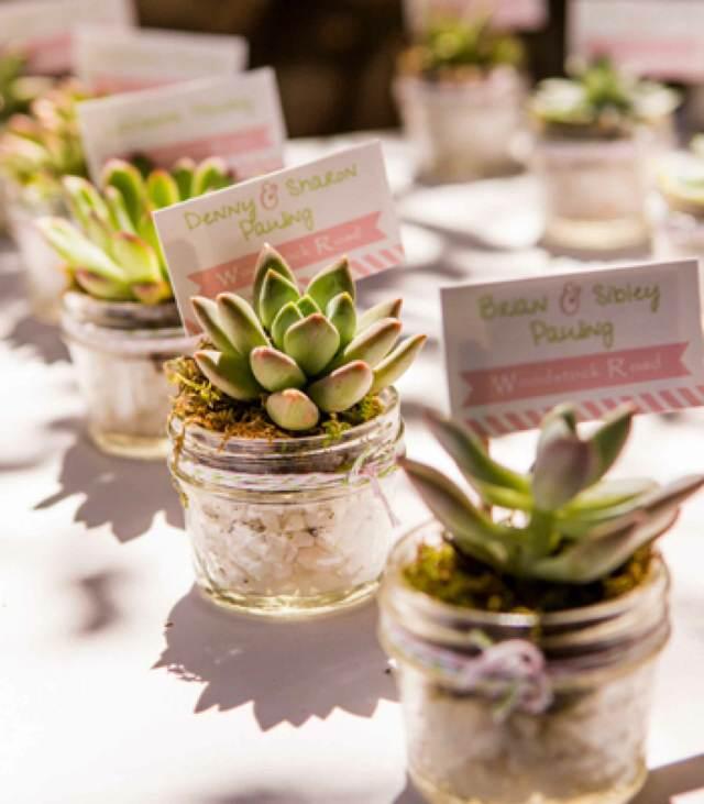recuerdos para boda ideas preciosas jardin momentos felices