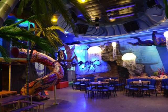 salones de fiestas infantiles ideas fantásticas decoración
