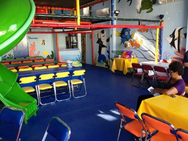 salones de fiestas infantiles originales animadores juegos