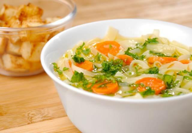 comidas sanas sopa verduras recetas menú saludable