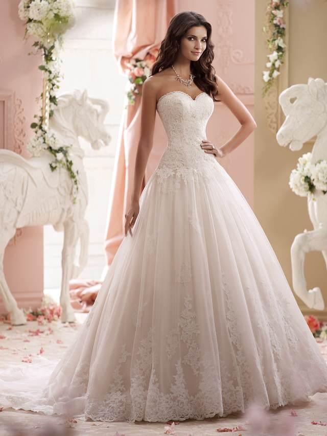 vestidos de boda otono tendencias nuevas 2015
