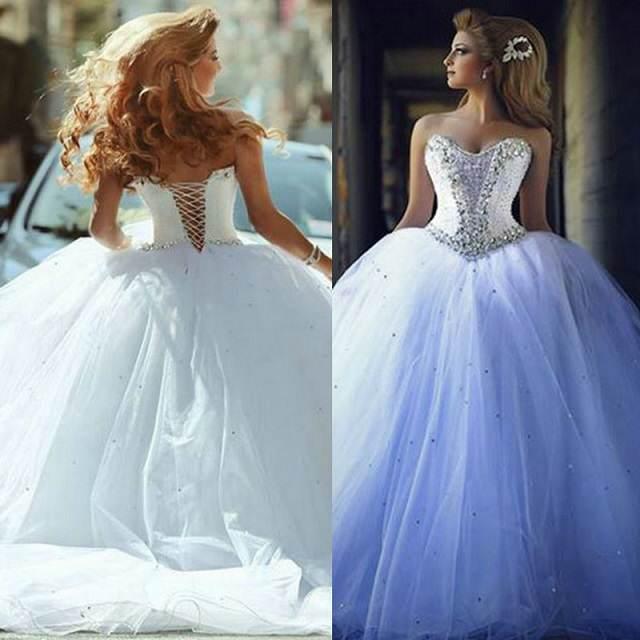 lujosos y clasicos vestidos de boda otono tendencias nuevas 2015