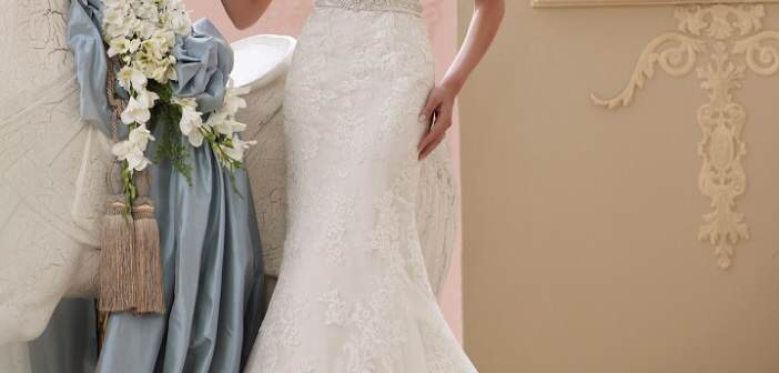 Vestidos de boda: tendencias nuevas para otoño 2015