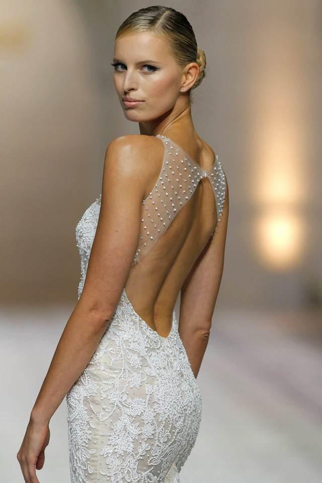 vestidos de boda otono tendencias nuevas 2015 original
